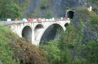 Auscultation radar du Pont de la Cliétaz