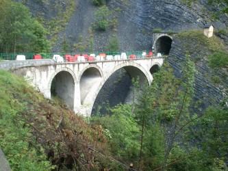 Pont de la Cliétaz (73)