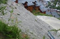 Etude géophysique d'un glissement de terrain