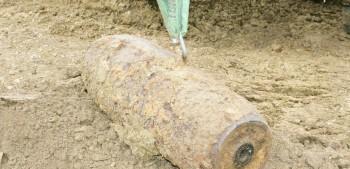 Calvados - bombe anglaise 213 kg