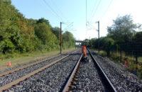 INNOGEO et l'auscultation radar des voies ferrées