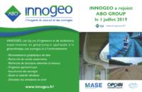 INNOGEO a rejoint ABO GROUP le 1 juillet 2019