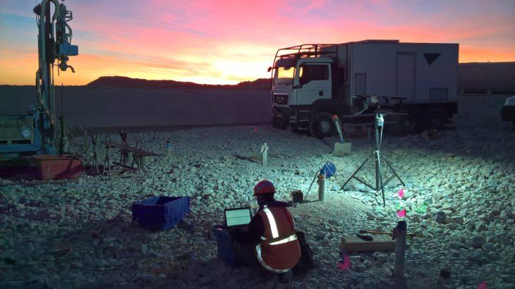 Liquéfaction des sols | Essais sismiques Cross Hole